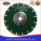 het 230mm Gesinterde Blad van de Cirkelzaag van het Segment voor Scherp Graniet