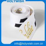 Лента тесемки Webbing передачи тепла белая с материалом полиэфира