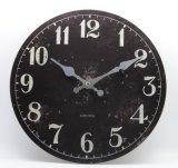 Reloj de pared casero barato al por mayor de la decoración con el marco multi de la foto