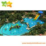 Diapositivas del parque del agua del parque del Aqua, estructura del juego del agua en Guangzhou