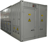 banco de carga 5MW Dummy Resistive para o teste do gerador