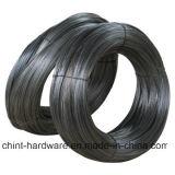 Fio do ferro do material de construção/fio obrigatório recozido preto do ferro do fio do ferro