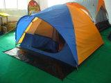 Kampierendes Zelt für 2-3 Person Hikking im Freienfreizeit-faltendes Zelt