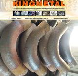 炭素鋼の工場は製造業者3D API 5L Gr. B Pslを1つの90度曲げる