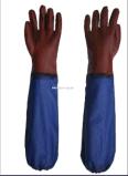 PVC Coated Glove-5107 длинней втулки акватический