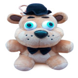 Giocattoli della peluche del fumetto per cinque notti a Freddy 4