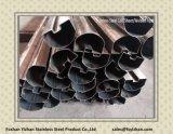 Tubo a forma di speciale saldato dell'acciaio inossidabile 304