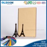Olsoon Super Dunne 0.8-6mm Golden Mirror AcrylBlad