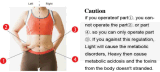De draagbare Machine Cryolipolysis van de Vorst van het Beheer van het Gewicht Vette Draagbare