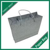 Bolsa de papel de promoción de Cobertura para las compras