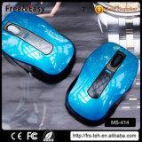 Ratón atado con alambre USB del laser del color del OEM