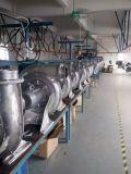 Großer Hochgeschwindigkeitsluftstrom-zentrifugaler Ventilator für Plastiktransport
