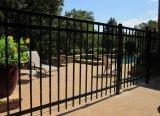 열려있는 전망 자유로운 정비 정원 담을%s 가진 프라이버시 그리고 안전