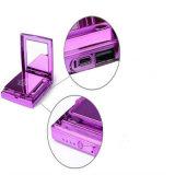 4600mAh Cosmetic Mirror Shape Banco de energia portátil para carga de telefone celular