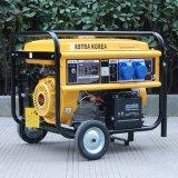 Bisonte (CATENA) BS4500h (H) generatore con comando a motore elettrico di movimento facile approvato di alta qualità del Ce di 2kw 2kVA