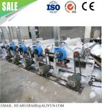 Les déchets de fibres de coton Textile tissu de coton à six rouleaux machine de recyclage des déchets textiles pour la machine de recyclage des déchets du vêtement chandail/ Jeans/ T-Shirt / déchets chiffon