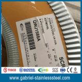 Bobine d'acier inoxydable d'AISI 202