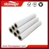 Qualidade competitiva Fast Dry Fw 75GSM Sublimation Paper for Polyester