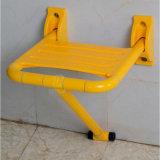 백색 Anti-Slip 불리한 샤워 의자