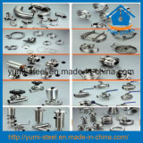 Encaixes de tubulação sanitários de Welbed do aço inoxidável (304/316/316L)