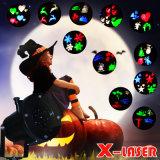 RGBW Mooie Kerstmis Halloween Pasen en LEIDEN van de Valentijnskaart Licht