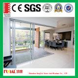 Puerta deslizante de apertura extremadamente grande con alta calidad