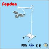 건전지 (SY02-LED3E)를 가진 대 비상사태 이동할 수 있는 의학 램프