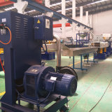 De kleine Installatie van de Extruder van de Schroef van het Laboratorium Enige voor het Recycling van Materiaal