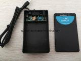 11.1V 2200mAh 18650 Pak van de Batterij van het Lithium het Navulbare met Geval