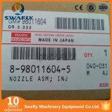 Denso geläufige Schienen-Kraftstoffdüse 8980116045 8-98011604-5 für Izuzu 4jj1 Motor