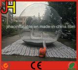 Tienda inflable de la burbuja del enchufe de fábrica para acampar al aire libre