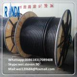 câble d'alimentation isolé par XLPE de cuivre de faisceau de 6KV 10KV