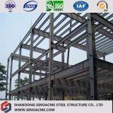 """Usine lourde /Building de la structure métallique En1090 avec le panneau """"sandwich"""""""