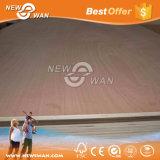 Contre-plaqué commercial d'Okoume de bois de construction d'usine de Linyi pour des meubles