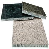 El panel de emparedado de aluminio del techo de la base de panal (HR485)