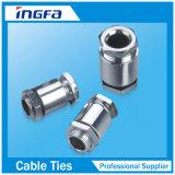 Gaines de câbles en métal / laiton (PG M)