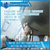 Revêtement résistant à la corrosion pour navire / yacht