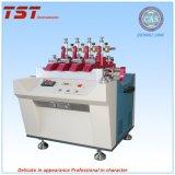Verificador da resistência de abrasão das telas de matéria têxtil de ASTM D4157 com método oscilatório do cilindro