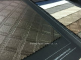 Superfície metálica PVC Couro artificial para sofá / Móveis / Bolsas / Decoração interior de carro