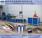 Perfil do PVC que faz a máquina com preço de fábrica