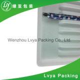 Papier d'imprimerie fait sur commande de produits de la Chine pliant le cadre cosmétique empaquetant, meilleurs produits cosmétiques de cadre de papier