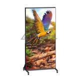 광고를 위한 리모트 또는 WiFi/4G/APP/Laptop 통제 LED 포스터 (LPoster-2.5 플러스)
