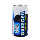 Baterias alcalinas superiores da potência 1.5V C