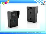 ' intercomunicador video do IP do Doorbell video popular de Bell de porta 7 com função da gravação