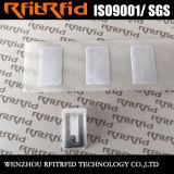 De la impresión en color pequeña NFC RFID etiqueta pasiva de encargo del papel brillante