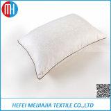 Almohadas de plumas de llenado de bambú para el hogar/Hotel/Oficina