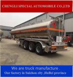 Rimorchio d'acciaio di alluminio del PUNTINO di Saso per il semirimorchio del combustibile di trasporto