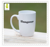 Taza de café de cerámica promocional de encargo 11oz