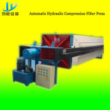 Máquina hidráulica da imprensa de filtro da membrana de China para o tratamento de Wastewater do moinho de papel