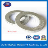 Rondelles de freinage plates de rondelle de rondelle à ressort de la rondelle de freinage de Nord d'acier inoxydable DIN25201